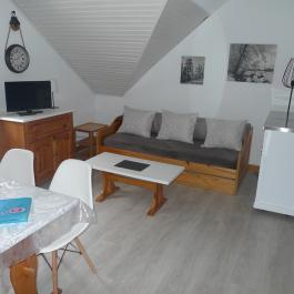 Salon - appartement Luz St Sauveur