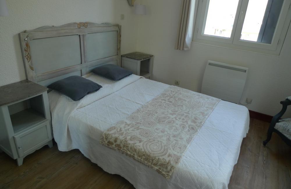 Chambre 2  personnes - appartement Luz St Sauveur