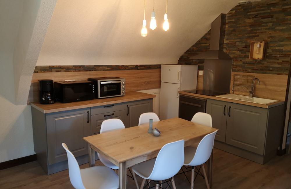 Cuisine - appartement Luz St Sauveur