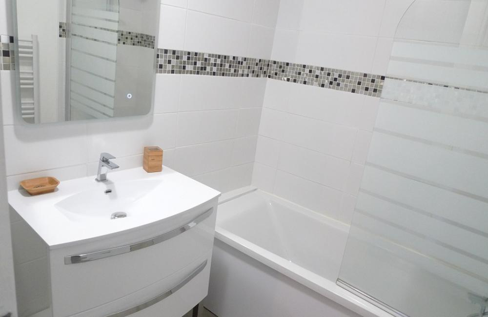 Salle de Bain - appartement Luz St Sauveur