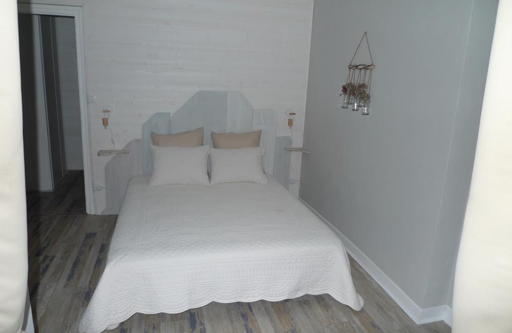 Chambre 1 - appartement Luz St Sauveur