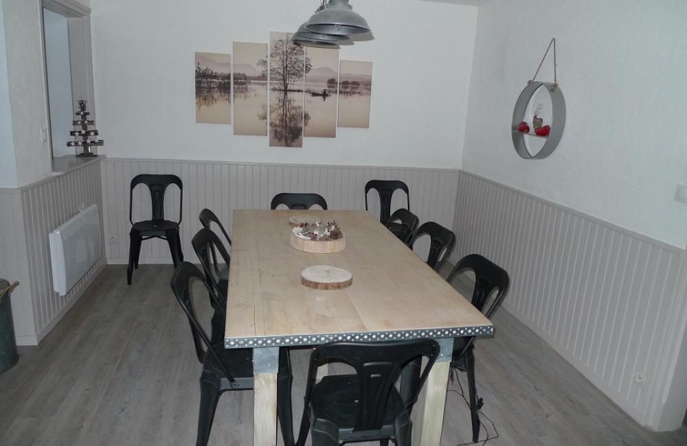 Salle a Manger - appartement Luz St Sauveur