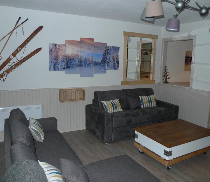 Résidence Perce-Neige, location appartements Luz Saint Sauveur
